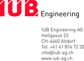 Logo IUB Engineering AG